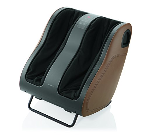 Brookstone Therasqueeze Foot Calf Massager product image