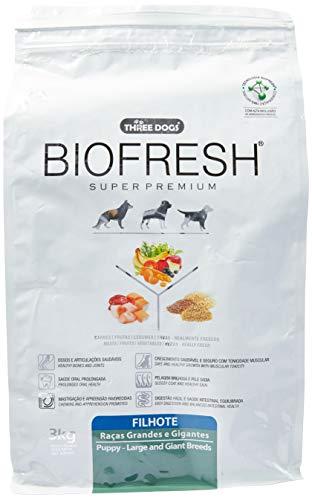 Ração Hercosul Biofresh Raças Grandes e Gigantes para Cães Filhotes, 3kg