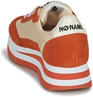 NO NAME Basket Plateforme Flex M Jogger Suede/th.Nylon