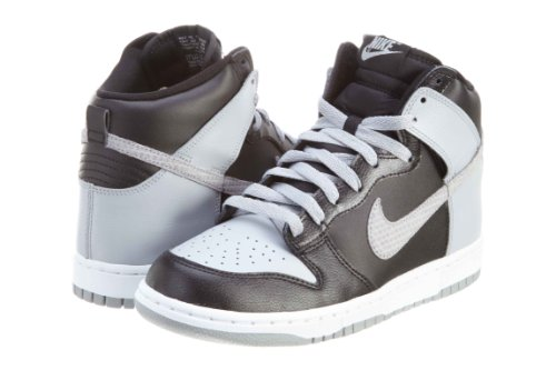 NIKE Dunk High Mens Basketball Shoes 317982-048 Black 12 M US