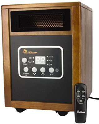 Dr. Infrared Heater Quartz + PTC