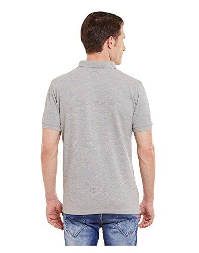 Yepme - Vansen Polo T-Shirt - Grau