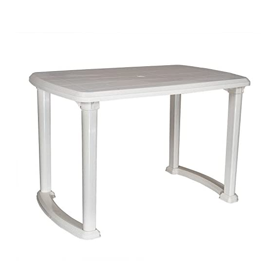 Cello Senator Dining Table (Marble Beige)