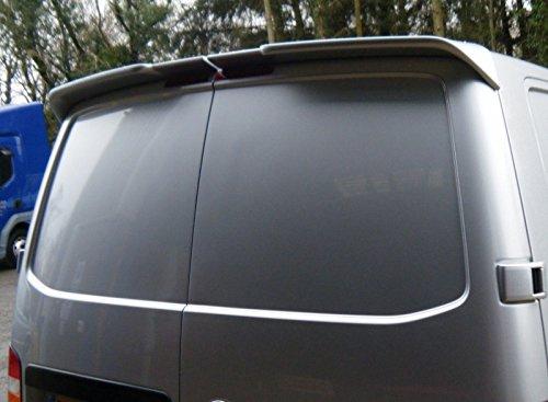 polyurethane Rear Wings KITT TSVWT5BD Roof Spoiler Barn Door PUR-IHS plastic