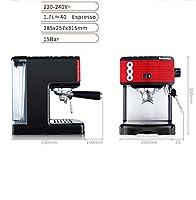 Cafetera, Máquina De Café Espresso Semiautomática, Puede Hacer ...