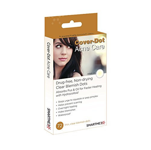 Perforated Cover Dot Acne Care Absorbing
