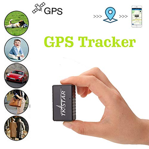 (TKSTAR GPS Tracker Strong Magnet Anti-Theft Device Car Motorcycle Kids Bag Pet Waterproof GPS Tracker Realtime Location 3 Months Sleep GPRS/GSM/ WiFi with Free App)