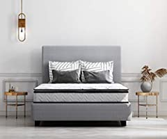 13 Inch Bonnell Pillow Top, Queen Size