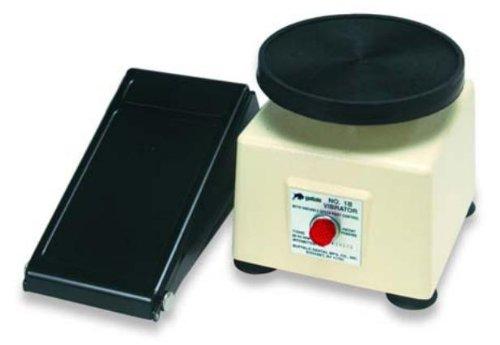 Buffalo Dental 84360 Vibrator with Variable Speed Foot Control, No. 1B, 120V AC