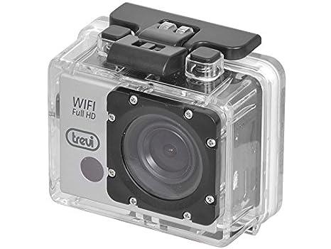 Action Camera Subacquea : Go wifi trevi action cam full hd con display lcd e custodia