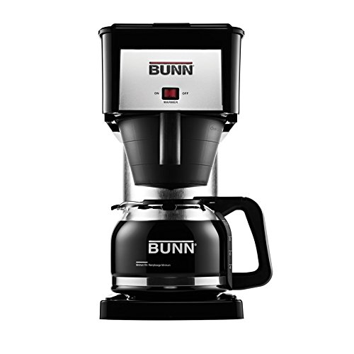 BUNN BX-D Velocity Brew 10-Cup Coffee Brewer