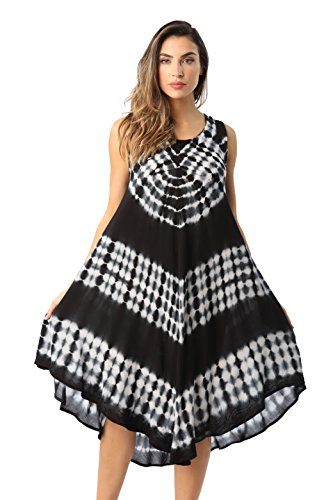 Riviera Sun 21802-BLK-2X Dress Dresses For Women