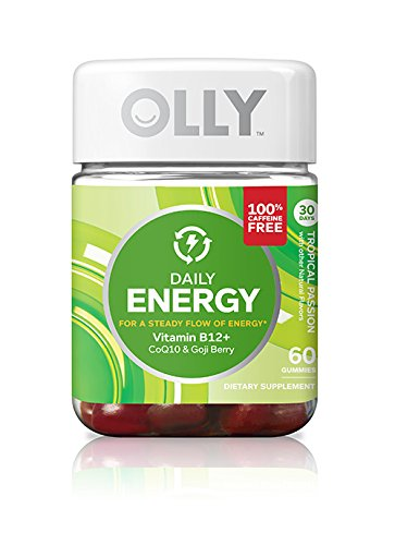 Energy Caffeine Supplements Tropical Passion