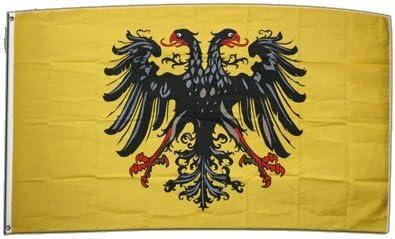 Heiliges Römisches Reich Deutscher Nation vor 1400 Banner historische Fahnen Fla