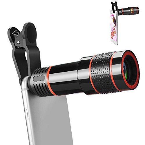 12X Telephoto Lens for iPhone X