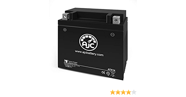 Exide 4L-BS Powersports Replacement Battery This is an AJC Brand Replacement