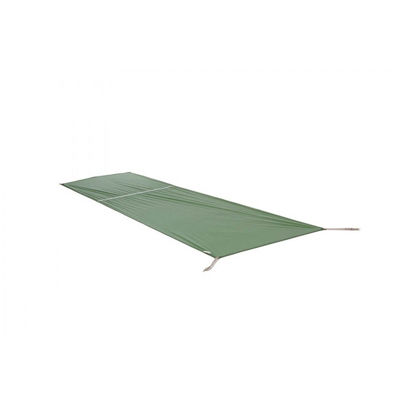 Big Agnes Seedhouse SL1 Footprint - Green by Big Agnes