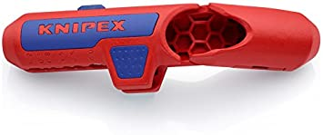16 95 01 SB Knipex Universal stripping tool Ergo trip