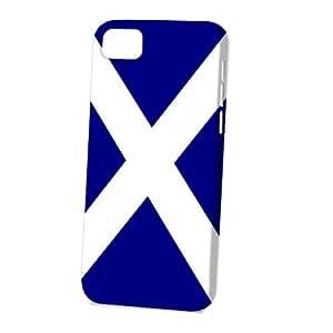 Case FunDiy For Iphone 5C Case Cover Vogue Version - 3D Full Wrap - Scotland Flag