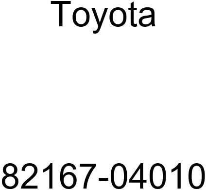TOYOTA 82167-04010 Seat Wire