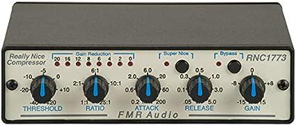 amazon com fmr rnc 1773 compressor unit musical instrumentsAudio Compressor #21