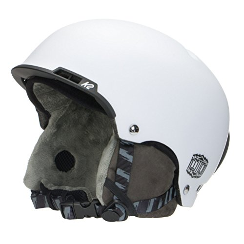 K2 Stash Audio Helmet - Large-XLarge/White - K2 Snowboarding
