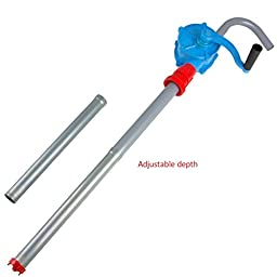 TERAPUMP TRRA10 TRRA35 Cast Aluminum Rotary Drum Pump for diesel, gasoline, and other non-corrosive liquids