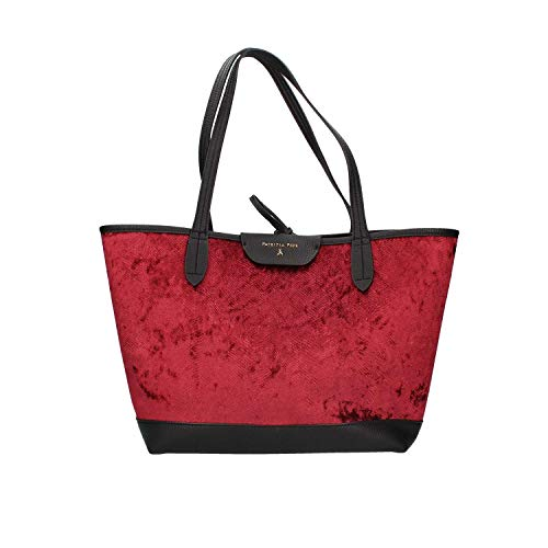 Pepe a4o4 Bag 2v7193 Red Shopping Donna Patrizia 4UnTxwpqOp