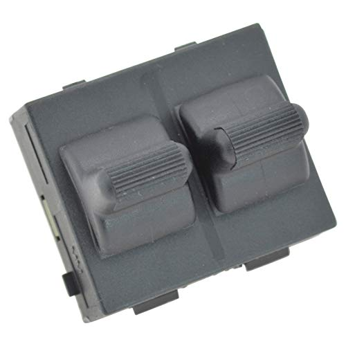 Front Power Window Master Switch Driver Side Left LH for Ram Van Pickup Truck ()