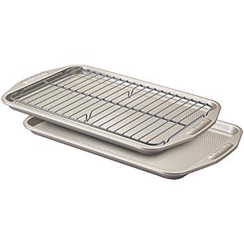 Amazon Com Nordic Ware Compact Ovenware 3 Piece Baking