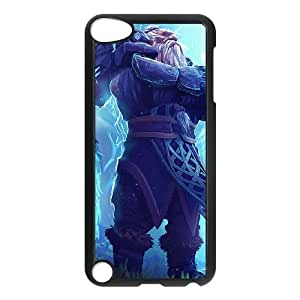 iPod Touch 5 Case Black Defense Of The Ancients Dota 2 LONE DRUID Yofid