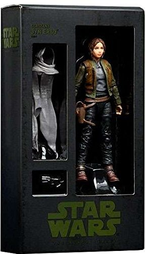 SDCC 2016 Exclusive Star Wars Black Series Jyn Erso Figure
