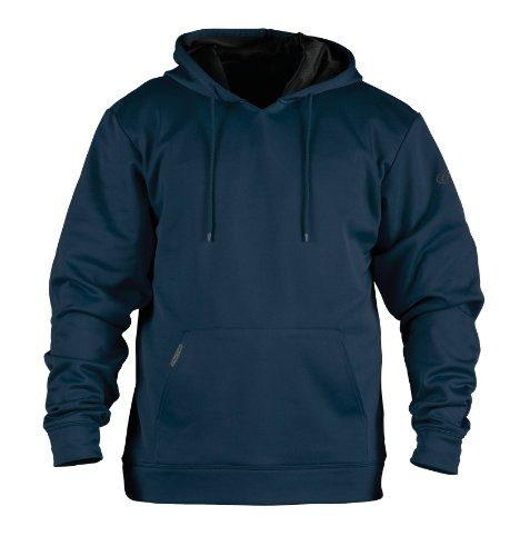 Navy Performance Hoody (Rawlings Men's Performance Hoodie (Navy, XXX-Large))