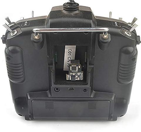 Multiprotocolos Tx Module for X9D X9D Plus X12S Transmissor Remoto controllerwp 4
