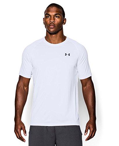 under-armour-mens-tech-short-sleeve-t-shirt-white-black-medium