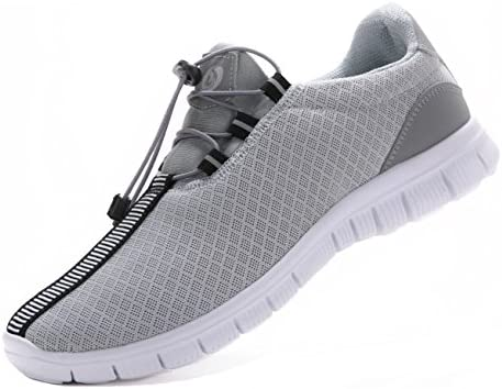 [Sponsored] JUAN Walking Shoes Fitness Shoes Exercise Shoes Sports Shoes Mesh Running Shoes Soft Bottom Sneakers