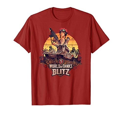 World of Tanks Blitz Smasher T-Shirt