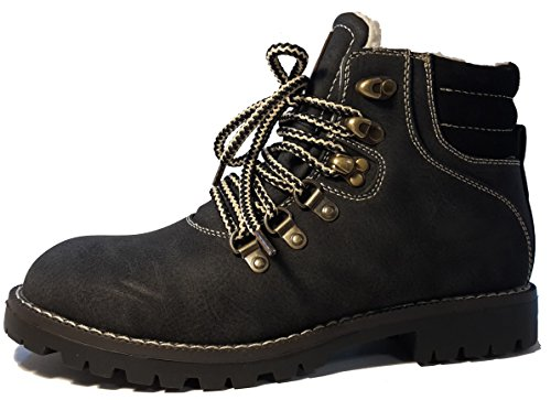 Chaussures hohenlimburg De w Randonnée Montantes 3 Pour Noir Femme gvqwE5Z