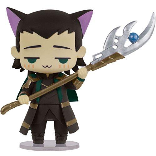 Marvel Avengers Loki Q-version Mini Figure (Loki Avengers Costume)