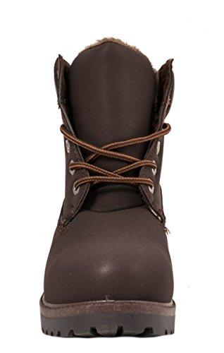 nieve botas Mujer Elara marrón de 1aSqnw8