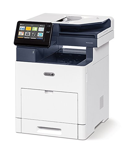 Tray Bypass (Xerox B605/X Versalink B605 B/W Multifunction Printer Print/Copy/Scan/Fax Letter/Legal up to 58 ppm 2-Sided Print USB/Ethernet 550-Sheet Tray 150 Bypass Tray 100-Sheet Dadf 110V Eip 7