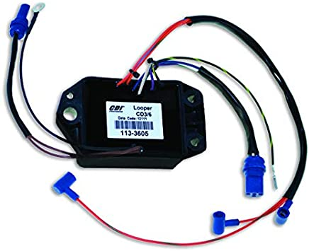 WFLNHB New Exhaust Solenoid for Corsa Marine Captains Call Electric Diverter Systems