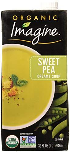 Imagine Soup Creamy Sweet Pea, 32 oz