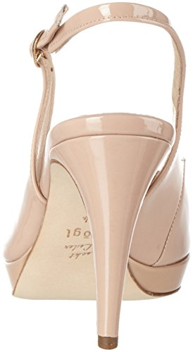 Högl Ladies 3-10 8704 1800 Beige Slingback (nudo1800)