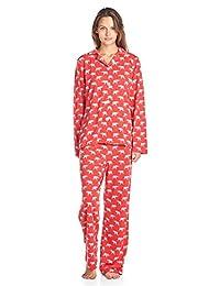 BHPJ By Bedhead Pajamas Women's Lighweight Soft Knit Pajama Set