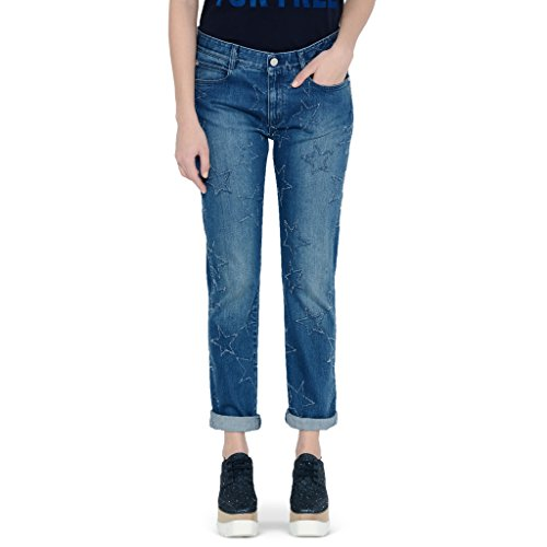 372773shh084003 Donna Jeans Mccartney Stella Blu Cotone ZqHnwnPBF