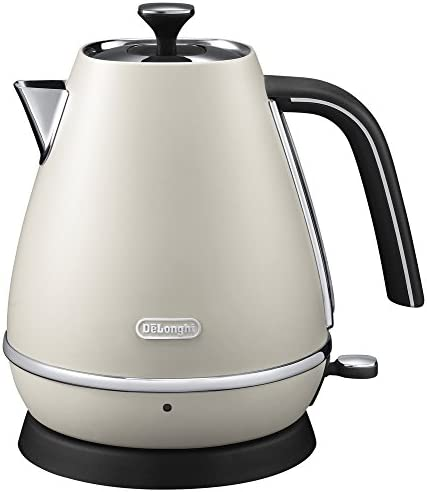DeLonghi Distinta collection Electric kettle KBI1200J Pure White