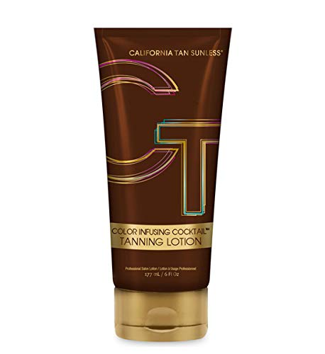 CT Sunless Color Infusing Cocktail Tanning Lotion
