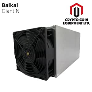 Amazon com : Baikal Giant-N Cryptonight Miner | ASIC Miner