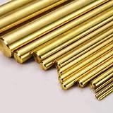 JD Multi Metals Brass Round Bar 5mm x 300mm